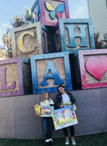 Teen Guild Collects Play-doh for CHLA patients